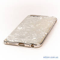 Чехол Wowcase Marble iPhone 6 white/gold (WCS-IP6-MTAW) EAN/UPC: 3733000010003