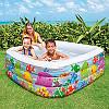 Надувной бассейн Intex 57471 Голубая лагуна объем 344 литров
