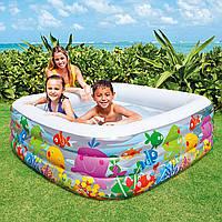 Надувной бассейн Intex 57471 Голубая лагуна объем 344 литров, фото 1
