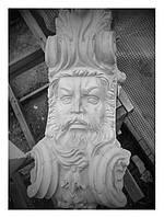Скульптура мужчины , фото 1