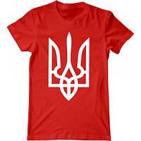 Футболка с гербом Украины - футболка с украинской символикой