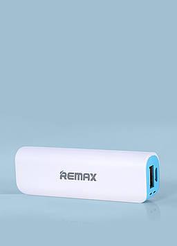 Power Bank Remax - зеленый (MiniR2600_Green)