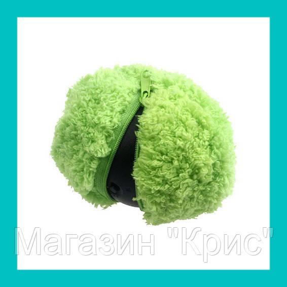 Мячик-попрыгун для уборки пыли Microfiber mop ball Mocoro!Акция