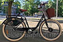 Элетровелосипед на базе Dorozhnik Lux