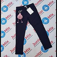 Подростковые синие брюки для девочек оптом F&D