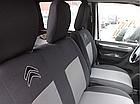 Чехлы на сиденья Фиат Гранде Пунто (Fiat Grande Punto) (универсальные, автоткань, с отдельным подголовником), фото 4