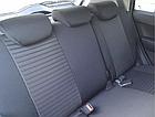 Чехлы на сиденья Фиат Гранде Пунто (Fiat Grande Punto) (универсальные, автоткань, с отдельным подголовником), фото 5