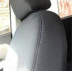 Чехлы на сиденья Фиат Гранде Пунто (Fiat Grande Punto) (универсальные, автоткань, с отдельным подголовником), фото 6
