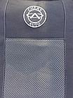 Чехлы на сиденья Фиат Гранде Пунто (Fiat Grande Punto) (универсальные, автоткань, с отдельным подголовником), фото 7