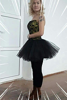 Жіноча коротке плаття. Будь-який розмір та колір., фото 3