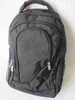 Рюкзаки черного цвета в школу.
