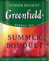 Чай пакетований Greenfield Summer Bouquet 100 пак. x 2 м