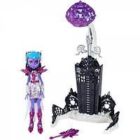 Кукла Monster High Астранова и станция невесомости Бу Йорк - Astranova Floatation Station Boo York