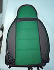 Чехлы на сиденья ДЭУ Нексия (Daewoo Nexia) (универсальные, автоткань, пилот), фото 7