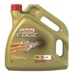 Моторное масло Castrol EDGE (Кастрол) A3/B4  0w-30 4л