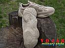Летние милитари кроссоовки БЕЖЕВЫЕ (р.42.), фото 4