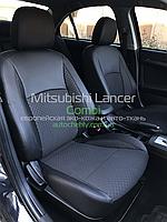 Авточехлы модельные Mitsubishi Lancer X 1.6L рестайлинг (2013-н.д.)