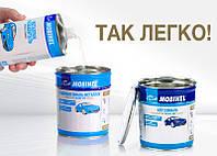 Новая фасовка! Автоэмаль металлик Mobihel (Мобихел) 602 Авантюрин  0,5 л