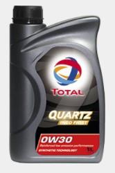 Моторное масло TOTAL(Тотал)  QUARTZ INEO FIRST 0W-30 1л