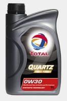 Моторне масло TOTAL(Тотальні) QUARTZ INEO FIRST 0W-30 1л