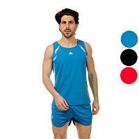 Форма для легкой атлетики мужская 8307: 3 цвета, размер M-3XL (160-185см)