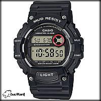 Часы Casio TRT-110H-1A Mud Resist Вибро-сигнал аккумулятор-десять лет