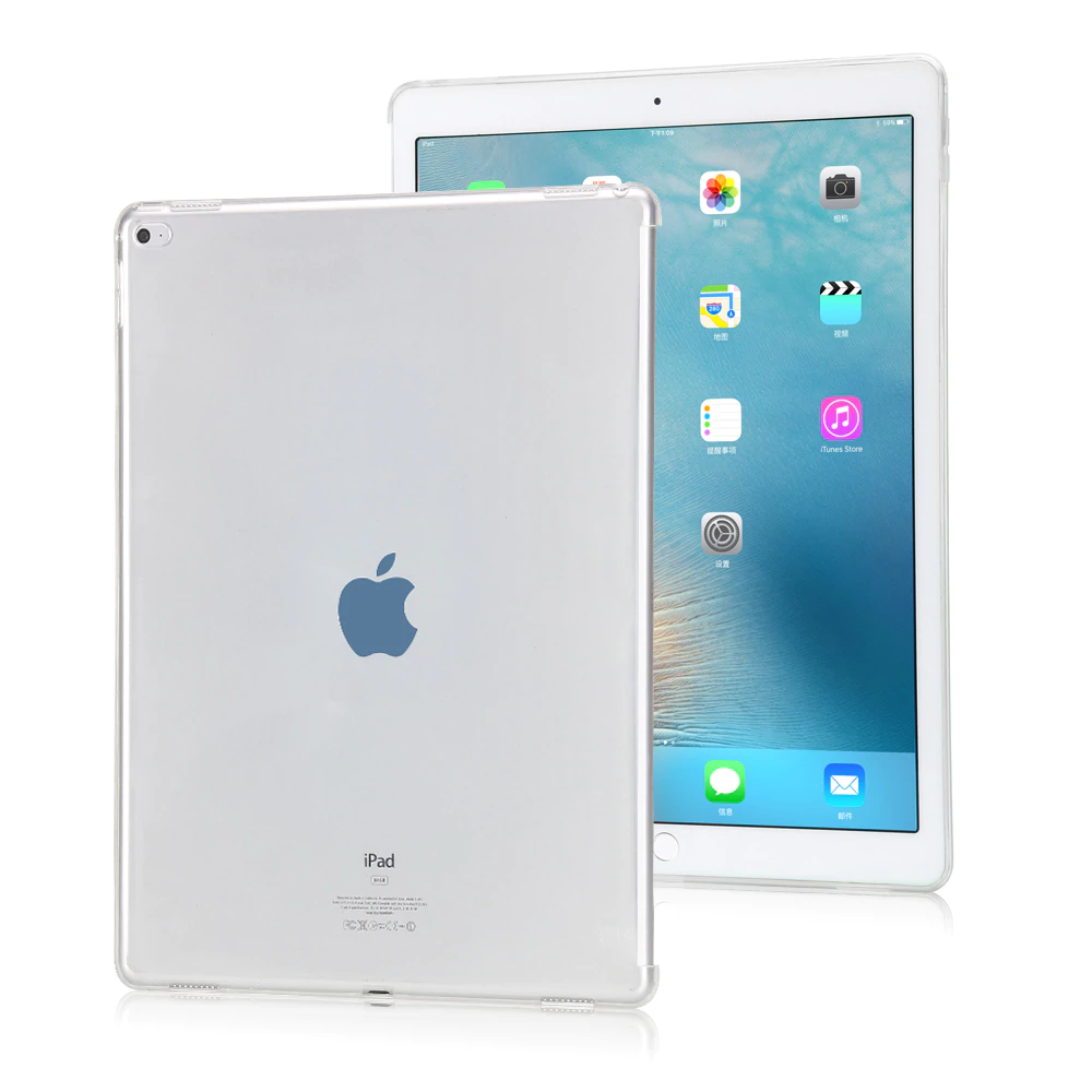 Прозрачный Чехол для Apple iPad Pro 12.9 2016 A1584 A1652