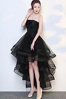 Женское платье со шлейфом, фото 5