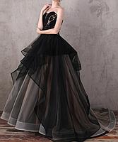 Женское платье вечернее со шлейфом. Любой размер., фото 3