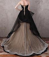 Женское платье вечернее со шлейфом. Любой размер., фото 5