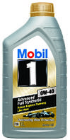 Моторное масло MOBIL 1 (Мобил 1) 0w40 1л