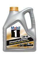 Моторное масло MOBIL 1 (Мобил 1) 0w40 4л