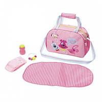 Сумка для куклы BABY BORN - МАМИНА ЗАБОТА с аксессуарами Zapf 824436