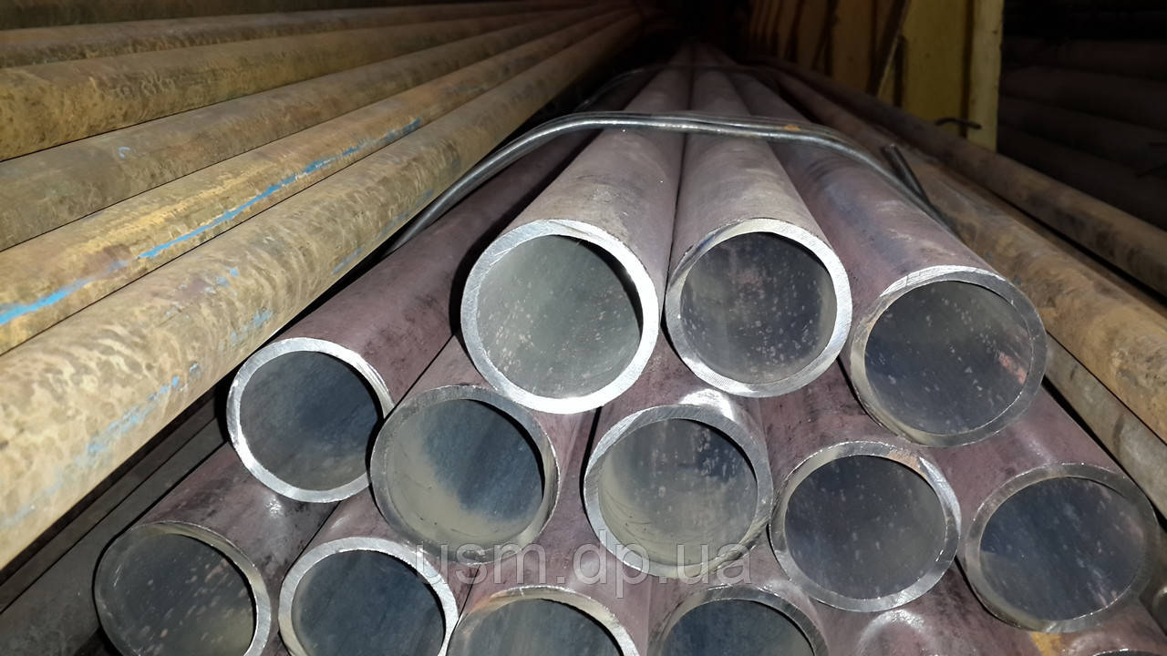 Труба 57х6,5 мм. горячекатаная ст.10; 20; 35; 45; 17Г1С; 09Г2С. ГОСТ 8732-78