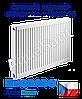 Стальной радиатор Korado 11k 600x600 боковое подключение