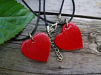 Кулон у вигляді серця, фото 1