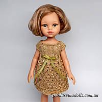 Платье Алиса для кукол Паола Рейна