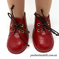 Ботиночки красные для кукол Паола Рейна
