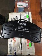 Колодкти тормозные дисковые SAF 3057008501
