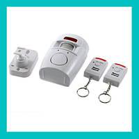 Сенсорная сигнализация с датчиком движения Alarm 105!Акция