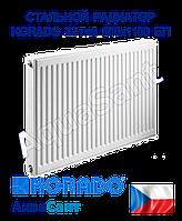 Стальной радиатор Korado 22k 500x1100 боковое подключение