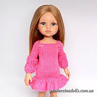 Платье Офелия для кукол Паола Рейна