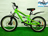 """Детский  двухколесный велосипед скоростной Crosser Legion 20"""""""