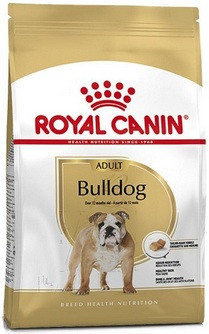 Royal Canin (Роял Канин) Bulldog корм для английских бульдогов, 3 кг