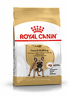 Royal Canin (Роял Канин) French Bulldog корм для собак породы Французский бульдог старше 12 месяцев, 3 кг