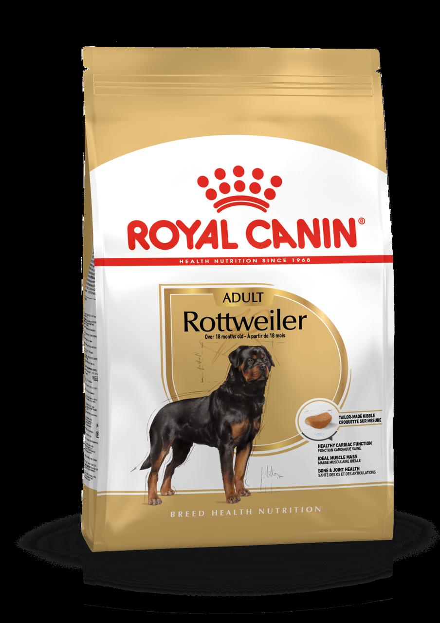 Royal Canin (Роял Канин) Rottweiler корм для ротвейлеров, 12 кг