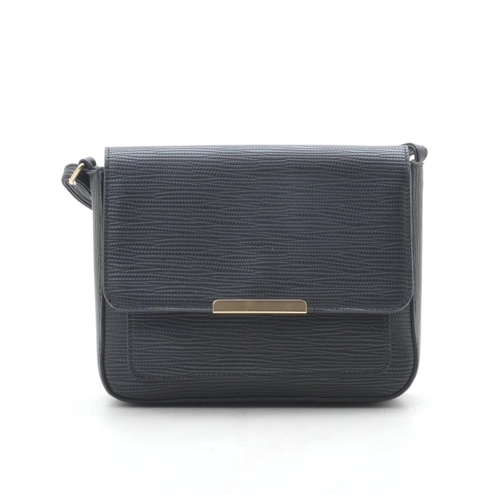 Женский клатч черный 180195