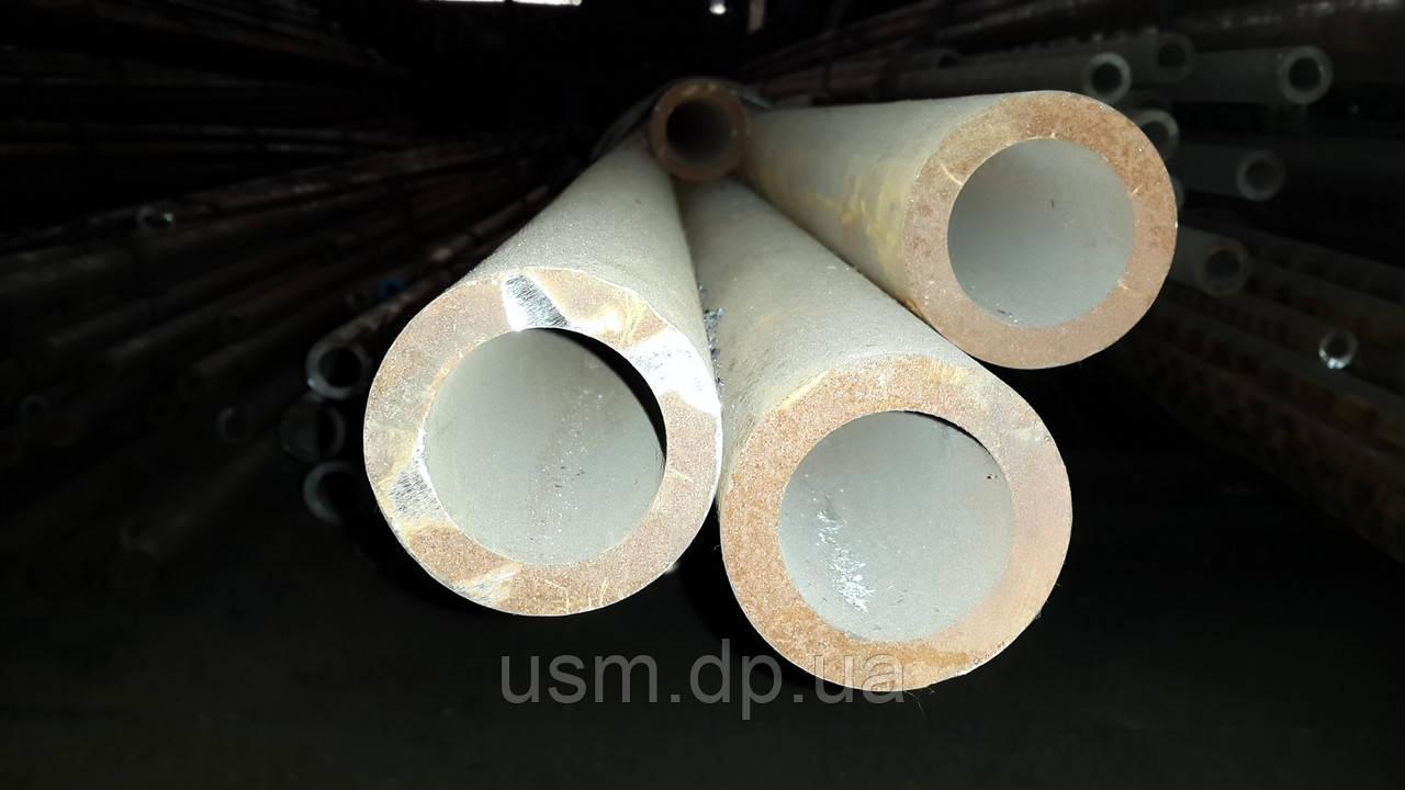 Труба 57х9 мм. горячекатаная ст.10; 20; 35; 45; 17Г1С; 09Г2С. ГОСТ 8732-78