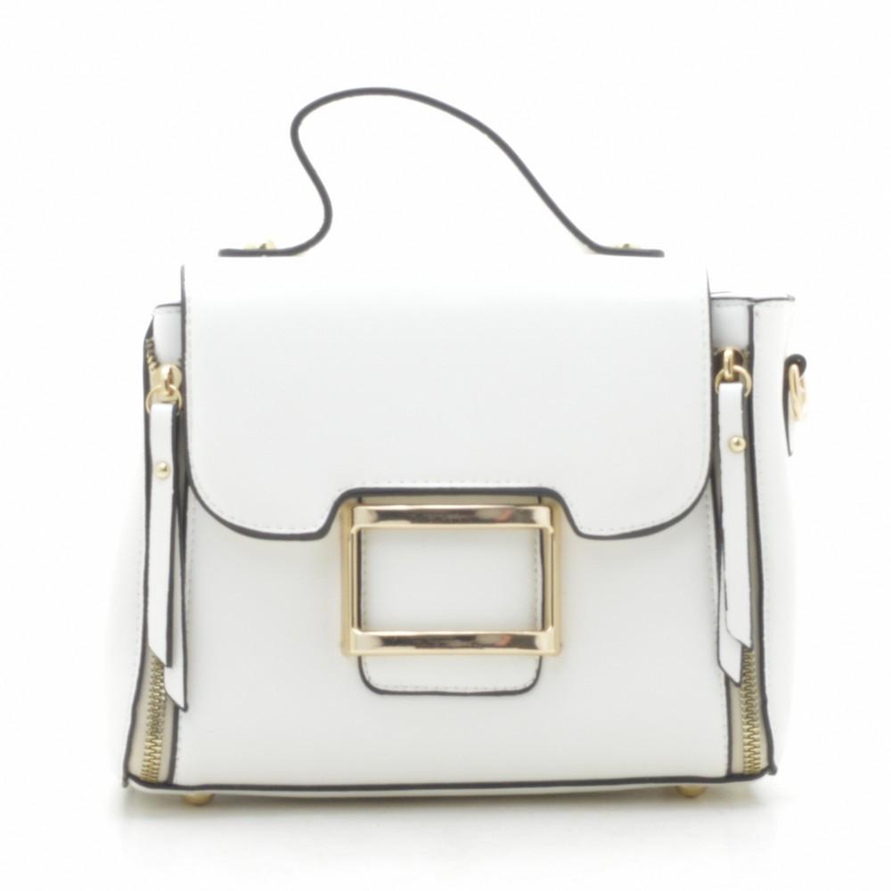 Женский клатч ⭐ LoveDream F137 белый