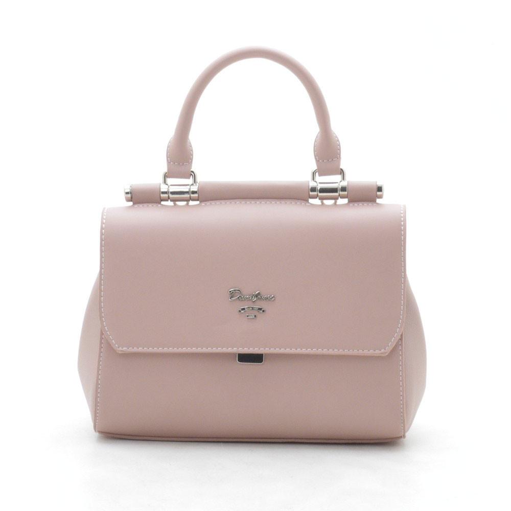 Женский клатч David Jones ⭐ 5954-1T pink